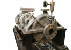 Amarinth pump for Egina in testing