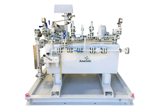Chemical-Injection-Skid-Package