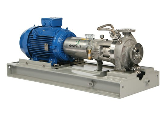 API 610 OHI B series pump