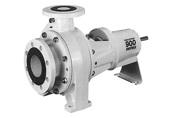 Gridlestone 910 ISO 5199 long coupled pump - 900 series