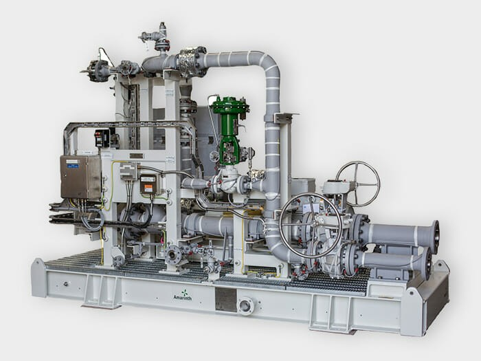UK Manufactured Pump Skid Package